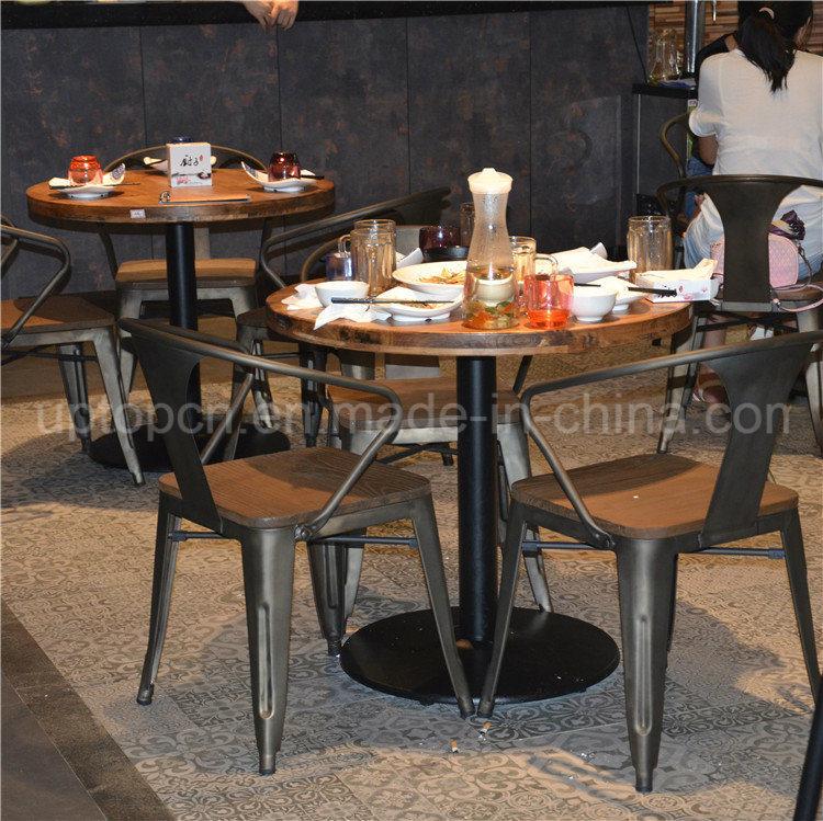 Industrial Vintage Chair Table Wholesale Restaurant Furniture (SP-CS328)