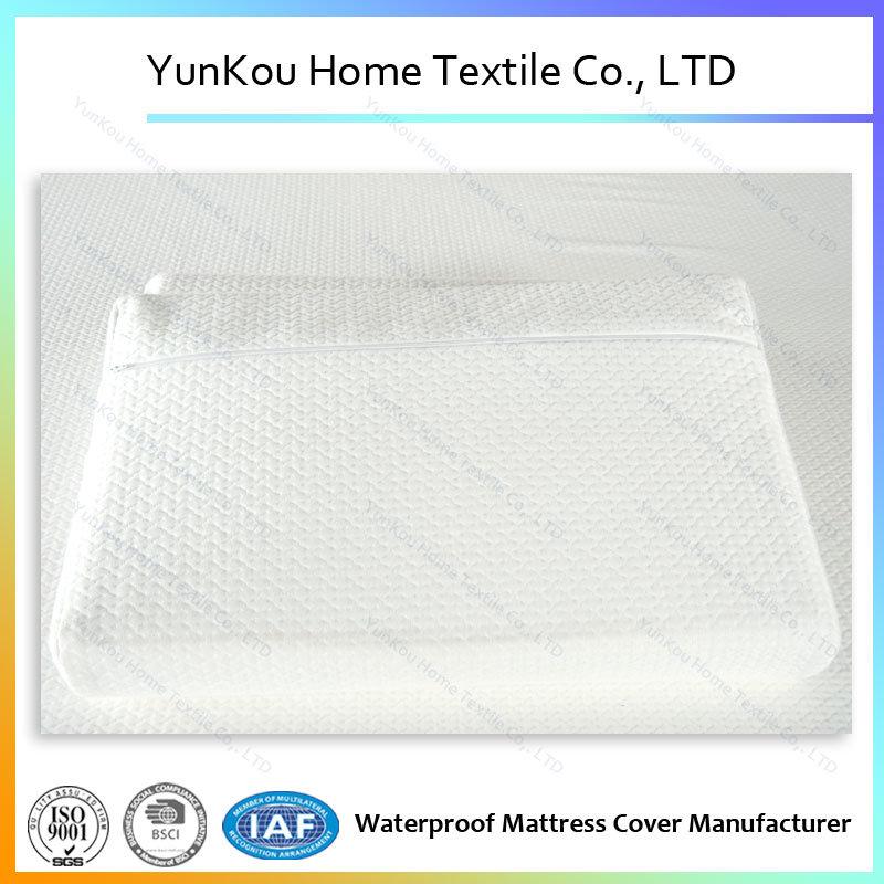 High Quality Bamboo Fiber Jacquard Knitting Pillow Case
