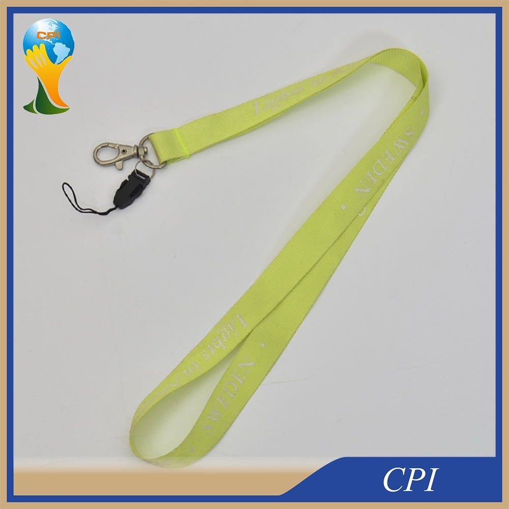 Mobile Phone Strap Printing Lanyard for Sale