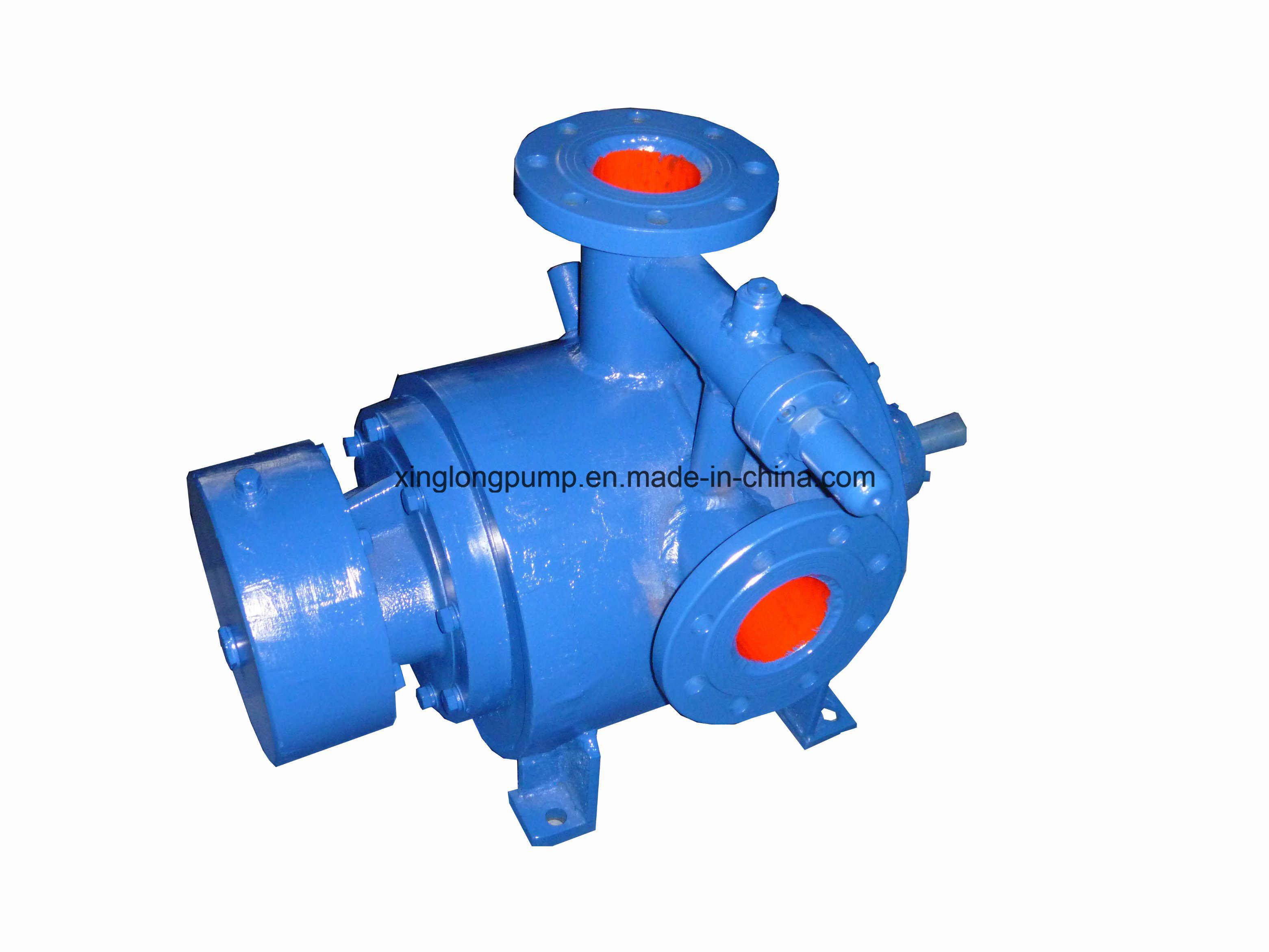 Xinglong Horizontal Double Screw Pumps for Viscous Liquid