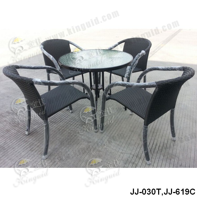 Round Table, Outdoor Furniture Jj-030t, Jj-619c