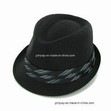 Custom Brand Felt Fedora Hat