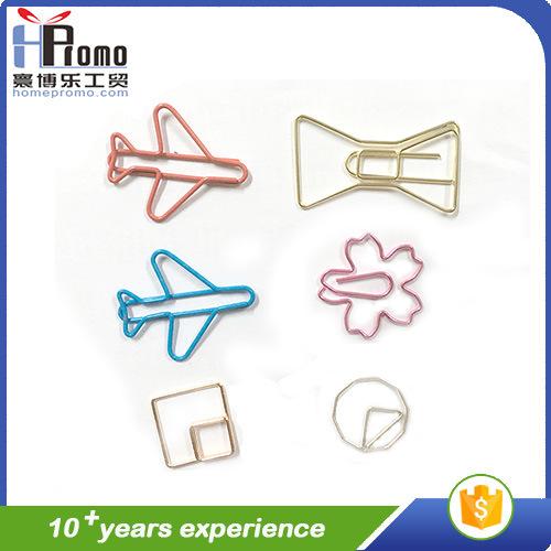 Custom Geometric Clips/ Paper Clips