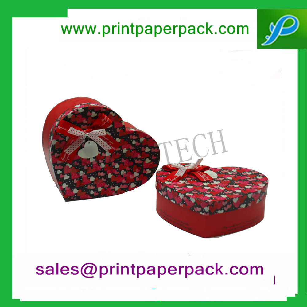 Fancy Superior Chocolate Candy Coffee Printing Paper Gift Box