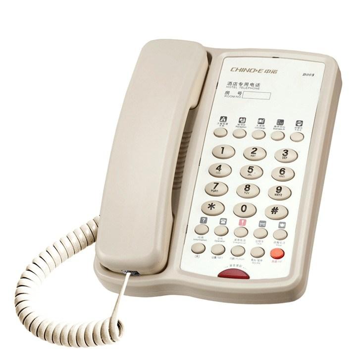 Hotel Telephone B008, Speaker Phone, Handsfree Phone