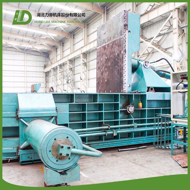 Y81F-315 Hydraulic Baler Machine for Metal Recycling