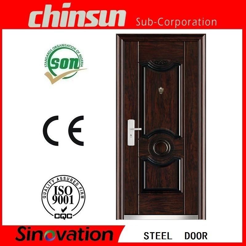 Steel Door Frame Making Machines Door Steel with Ce Certificate