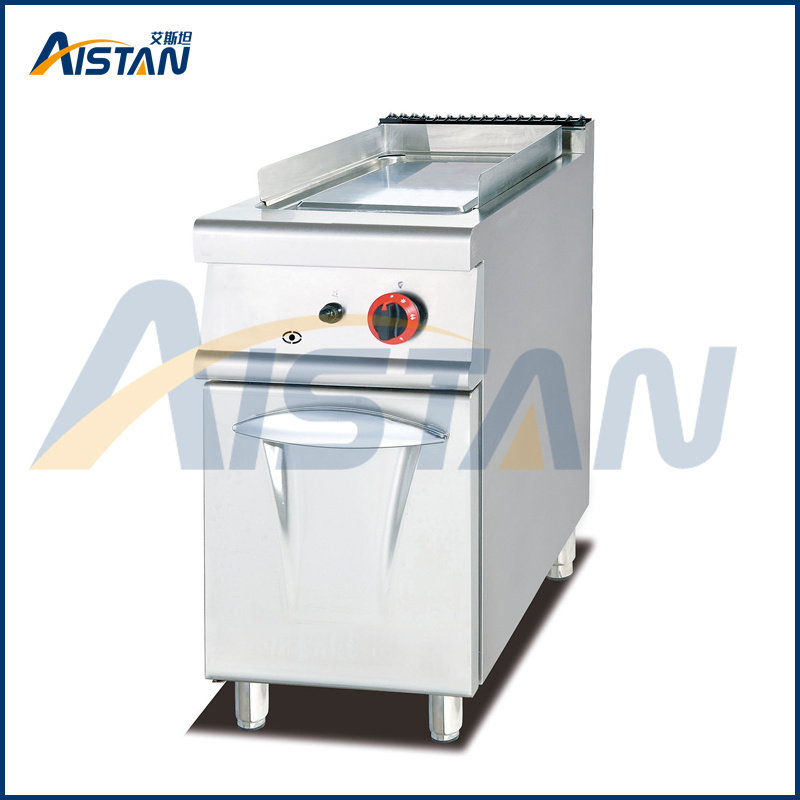 Gh776 Gas Griddle with Cabinet (ALL Flat) for Commercial Use
