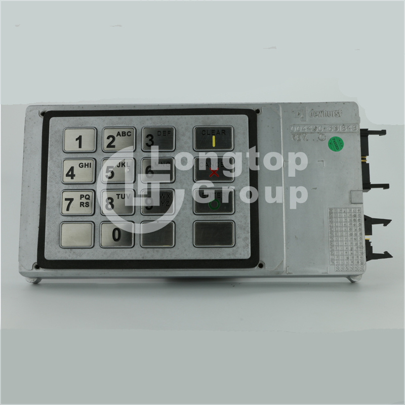 ATM Parts NCR Keyboard 4450701608 EPP Italian Version (445-0701333)