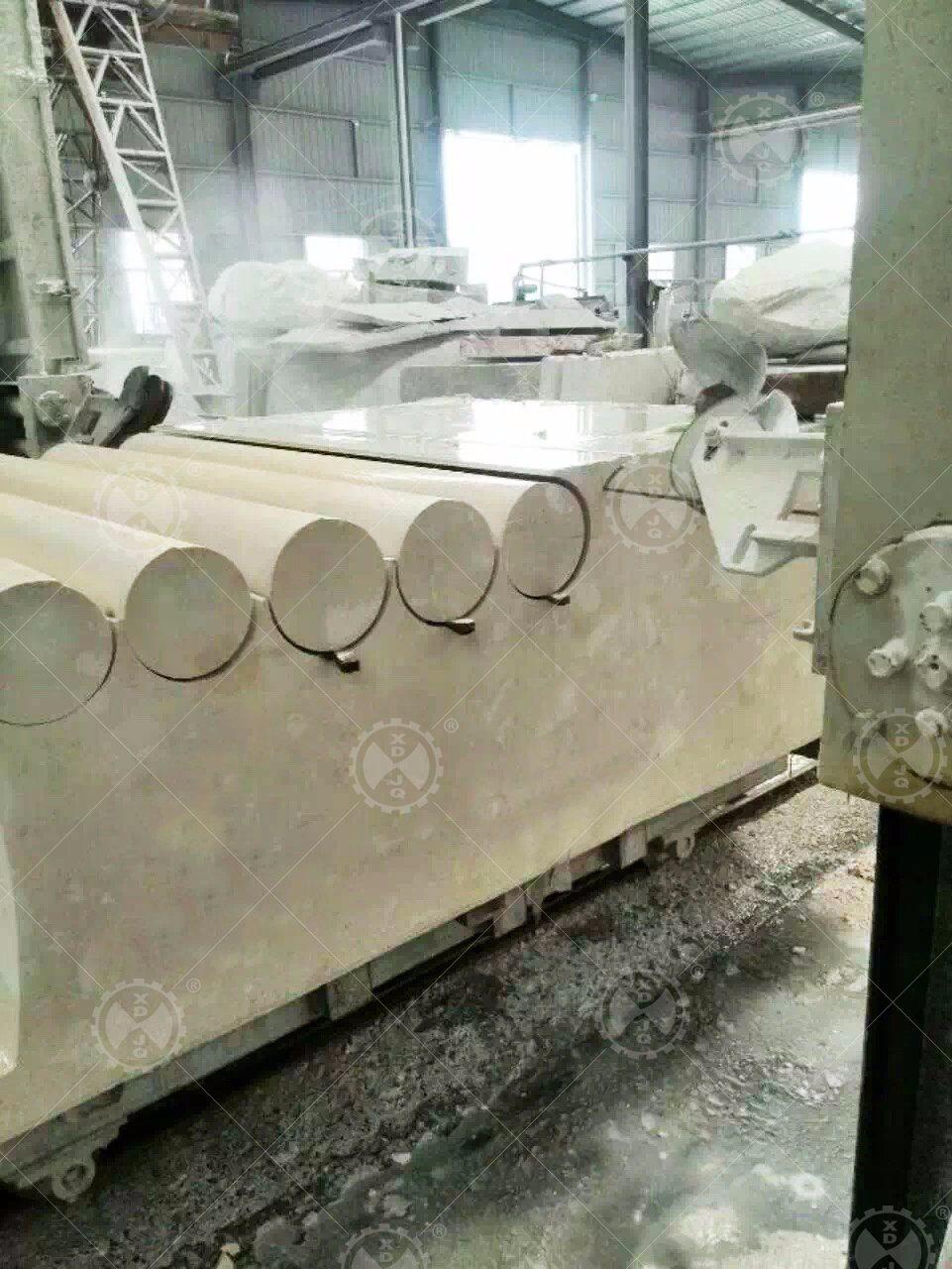 Mono CNC Automatic Stone Diamond Wire Rope Saw Cutting Machine