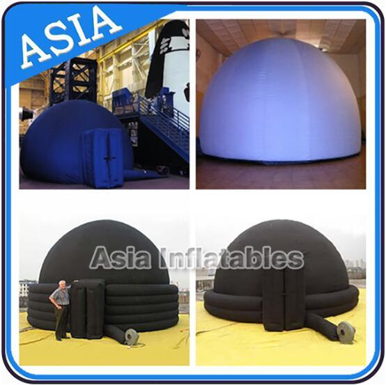 Inflatable Mobile Planetarium Domes, Inflatable Portable Planetarium Dome Tents