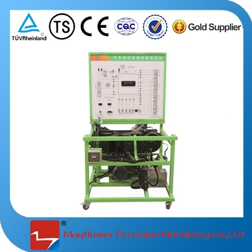 Automatic Air Conditioning System Automotive Educational Equipment