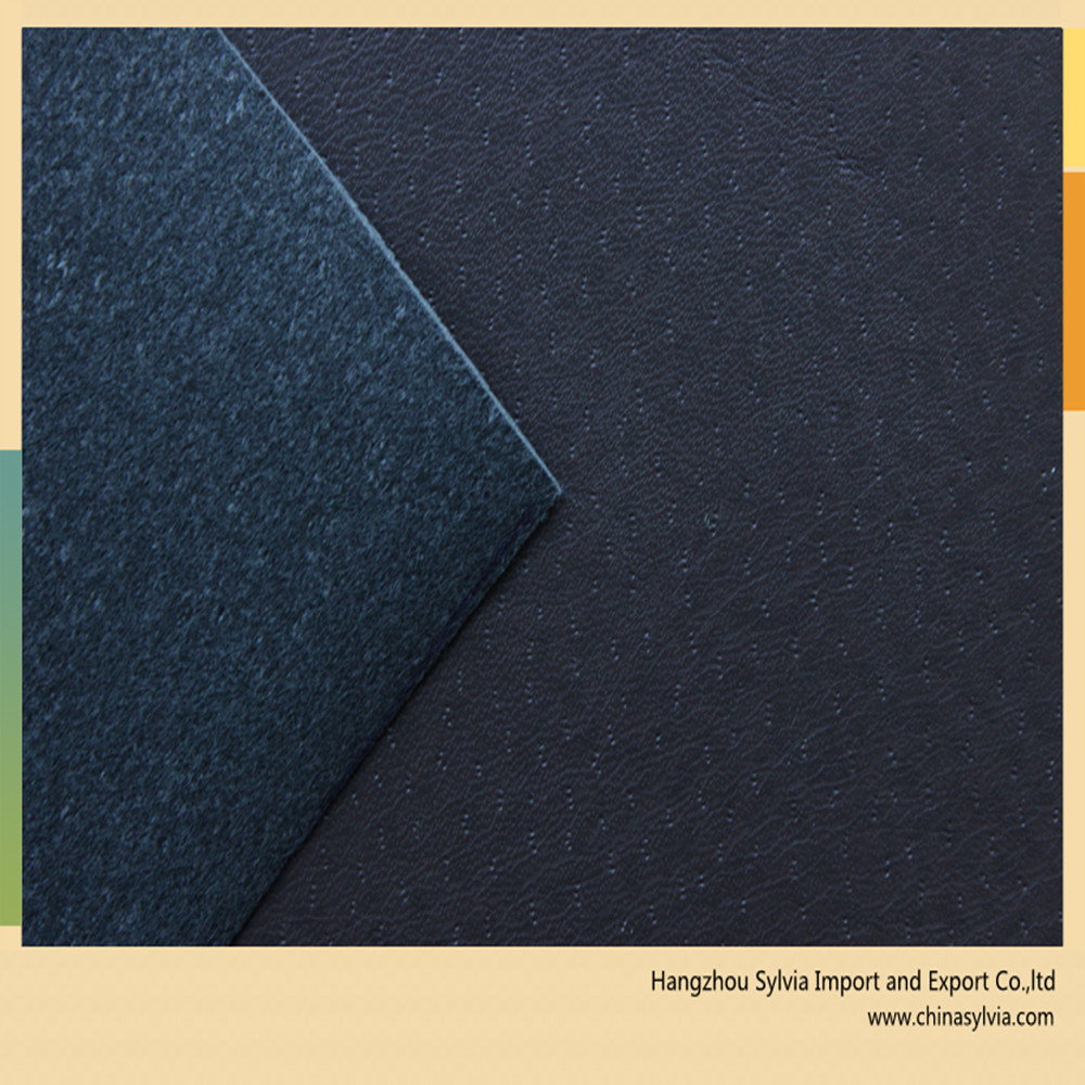 Artificial Leather Synthetic PVC Leather Shoe Lining Leather