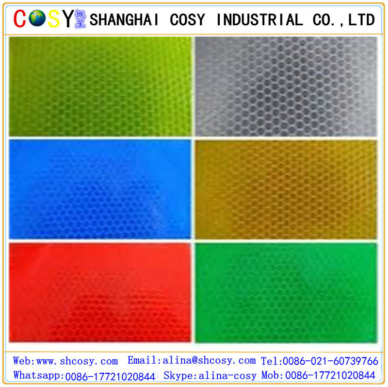 Good Quality Reflective Sheeting for Traffic Sign and Printing