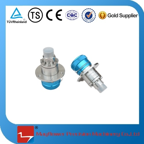 Cryogenic Filling Receptacle for LNG Gas Cylinder