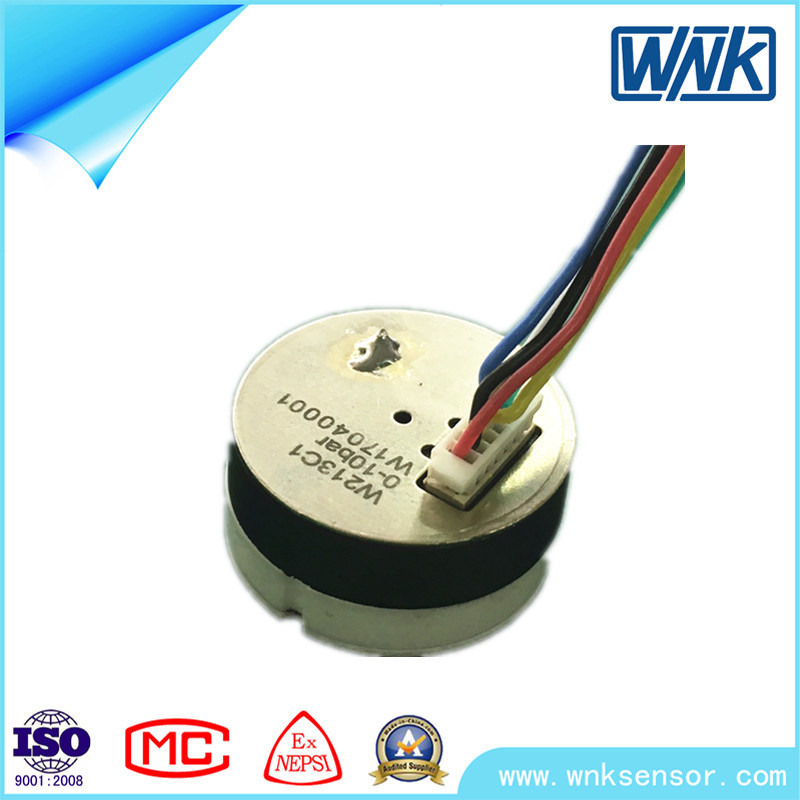 0~10MPa Digital Water Pipe Pressure Sensor with Overload 100 Times, Accuracy 0.2%Fs