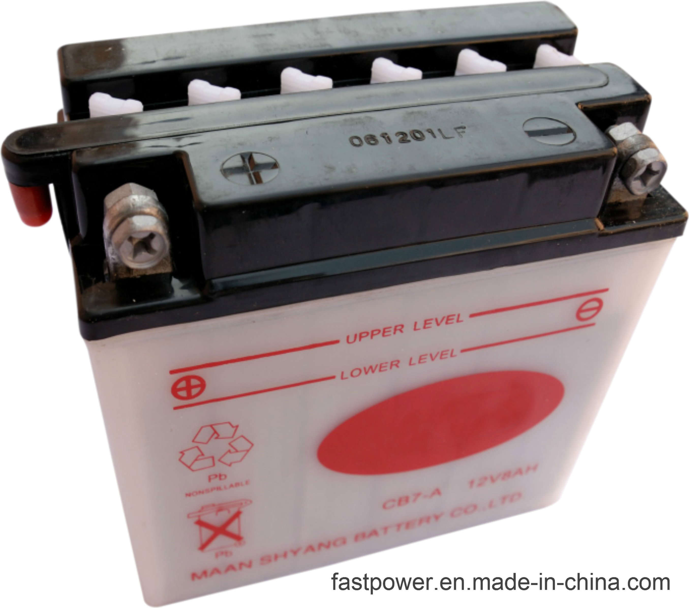 Motorcycle Parts Battery for Cg125
