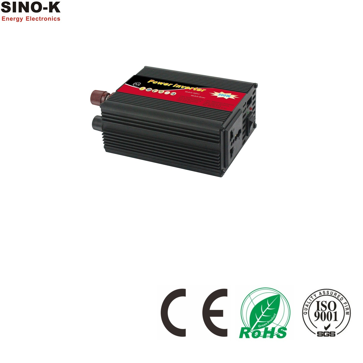 300W Modified Sine Wave Solar Power Inverter