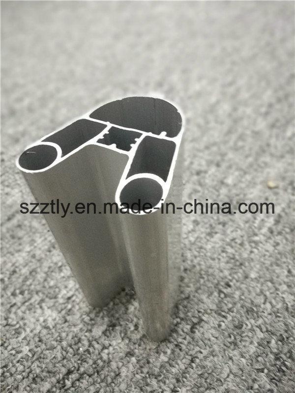 Aluminum/Aluminium Profile for Tube/Pipe/Strip with CNC Machining