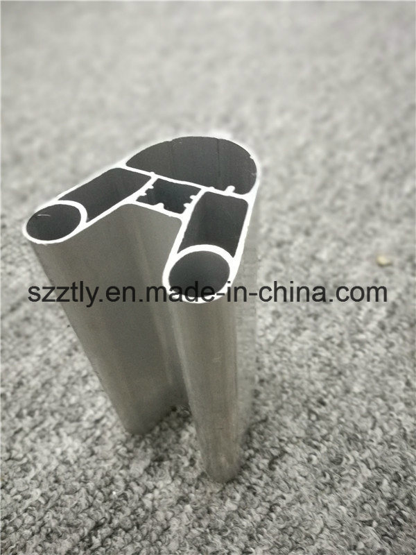 Aluminum Profile for Tube/Pipe/Strip with CNC Machining
