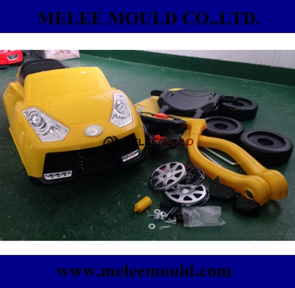 Melee Toy Games Plastic Injection Molding