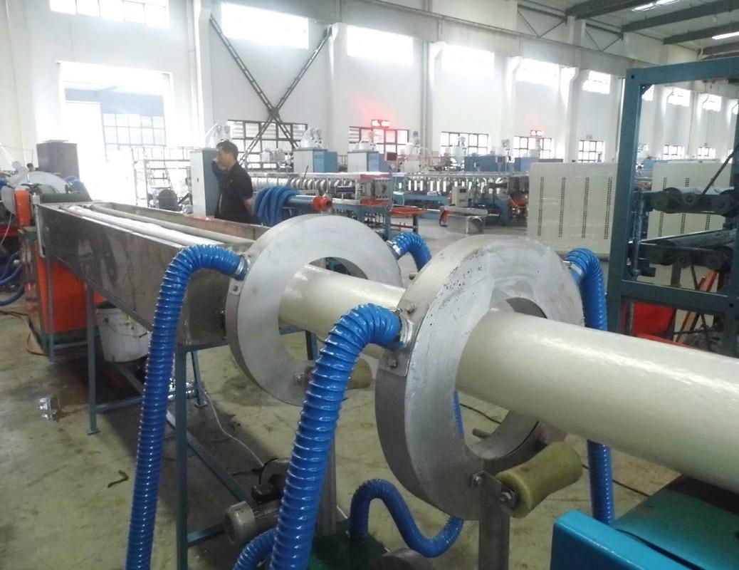 Jc-90 EPE Foam Pipe Extruder Plastic Machine Packing Machine