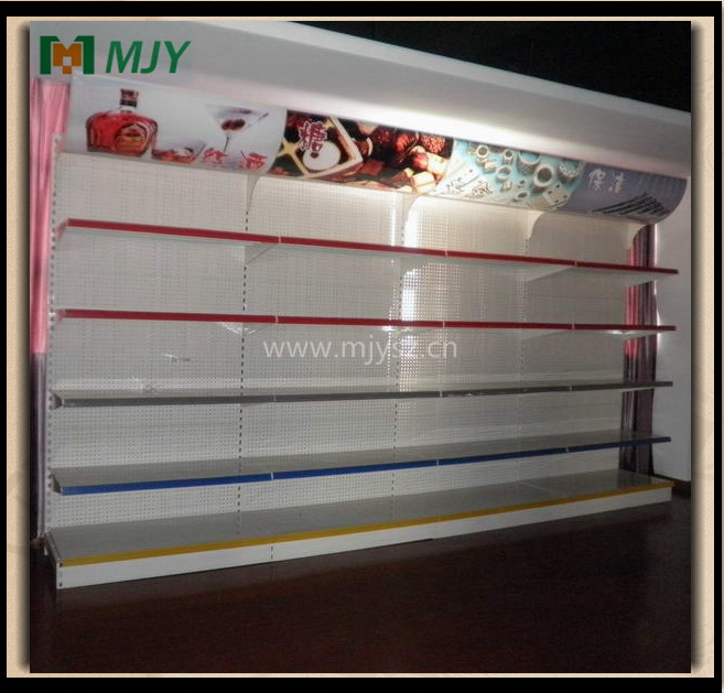 Supermarket Wall Shelf Mjy-3813
