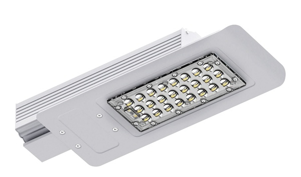 High Lumens 110lm/W 125W 175W Metal Halide Halogen Lamp 30W Solar 12V 24V LED Street Lamp
