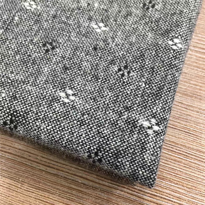 Homespun Tweed Fabric, for Jacket, Garment Fabric, Textile Fabric, Clothing