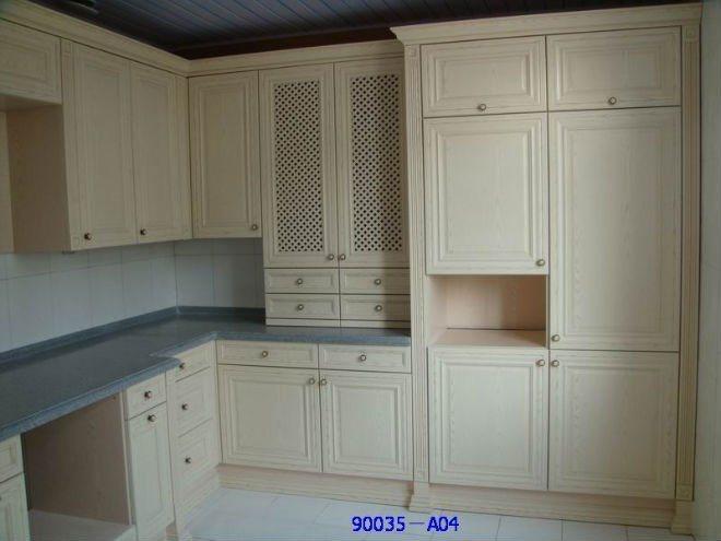 China Plastic Wrap Kitchen Cabinets Furniture Photos
