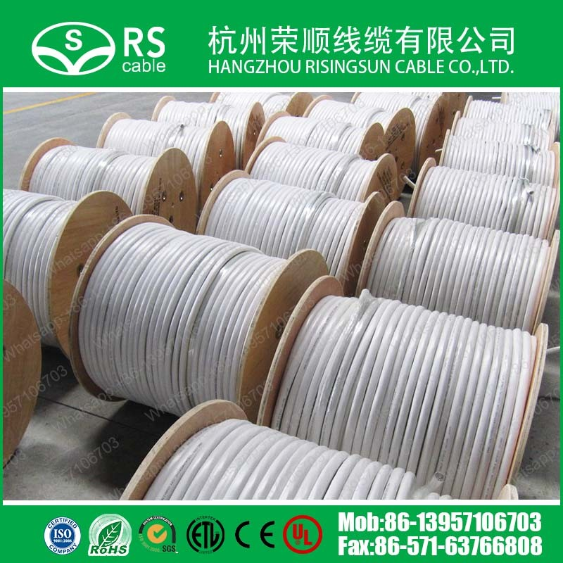 Low Loss Multicore Telecom Coaxial Cable Bt3002*8cores Ce/RoHS