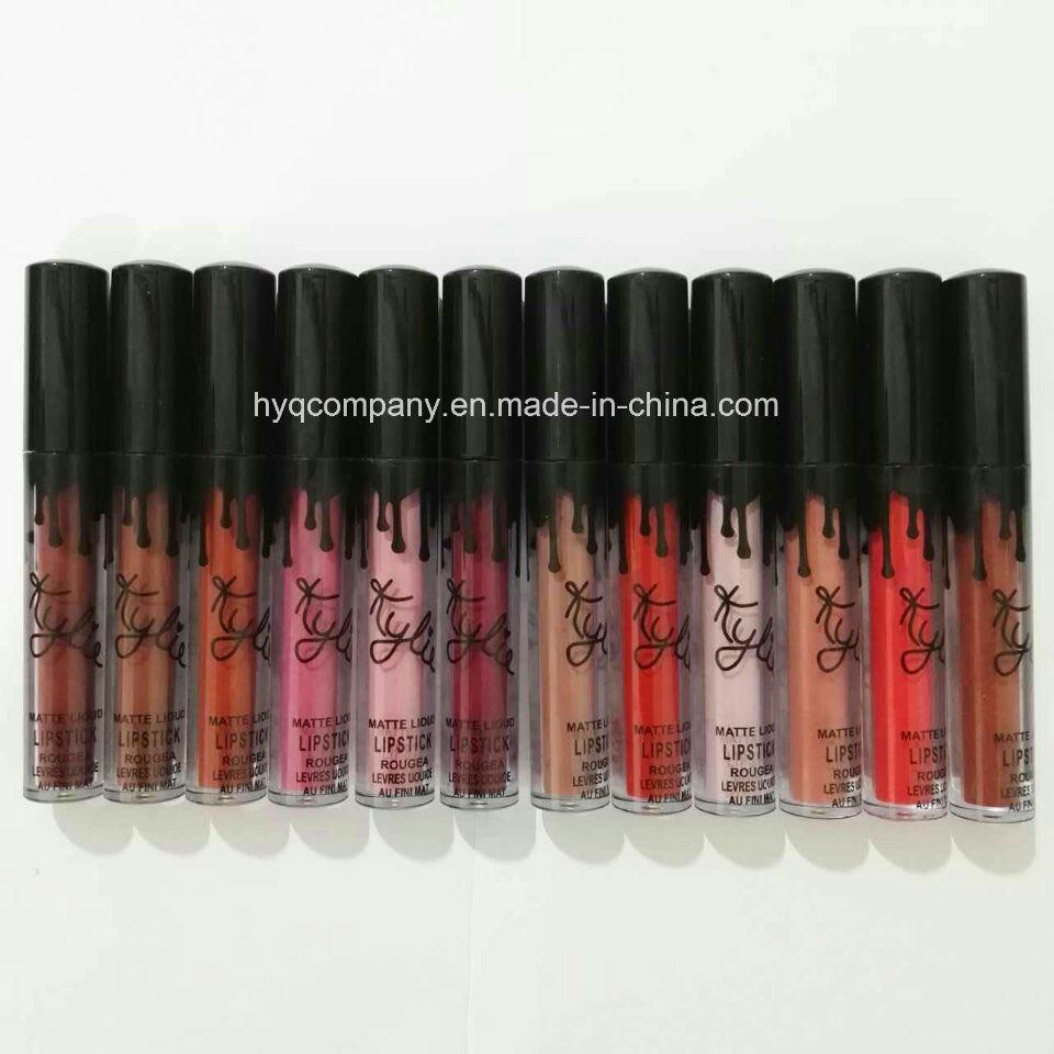 Kylie Liquid Matte Lipgloss Waterproof Lip Gloss