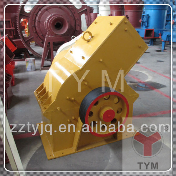 PC Glass Hammer Crusher Machine Hammer Mill