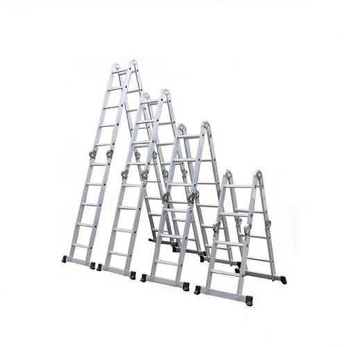 China En131 Standard 4x3 Aluminum Multifunction Ladders