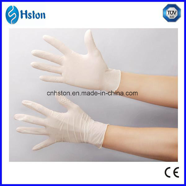 Disposable Latex Gloves Powder/Powder-Free S Gl8003