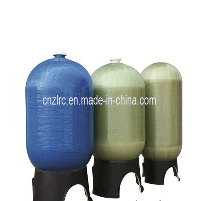 GRP Water Softener Tank Water Purify System FRP Pressure Tank