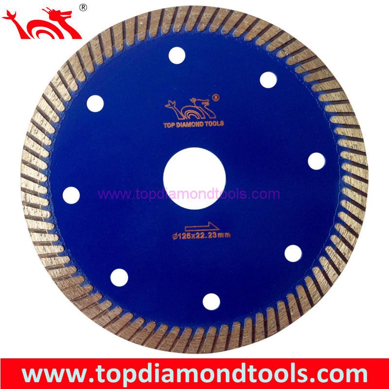 Sintered Fine Turbo Diamond Cutting Disc