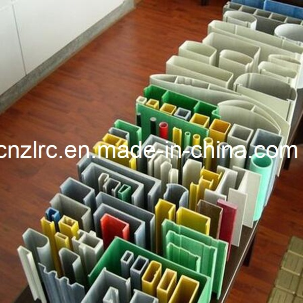 FRP Pultruded Square Tube/Pultrusion Profiles