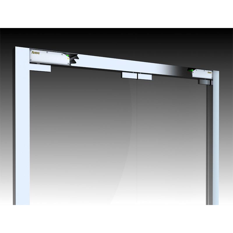 Partition Door Concealed Both-Way Swing Door Opener with Ce 1910f (inside beam)