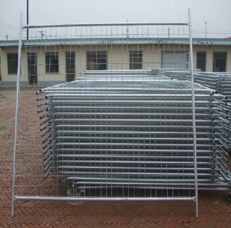 Temparory Fence Wire Mesh Fence Panel Australia Standard