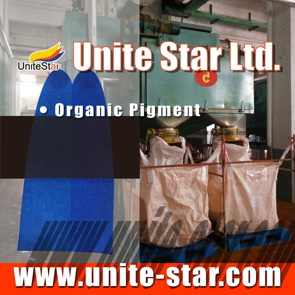 Inorganic Pigment Yellow 36 (Strontium Chrome Yellow) for Plastic (PVC)