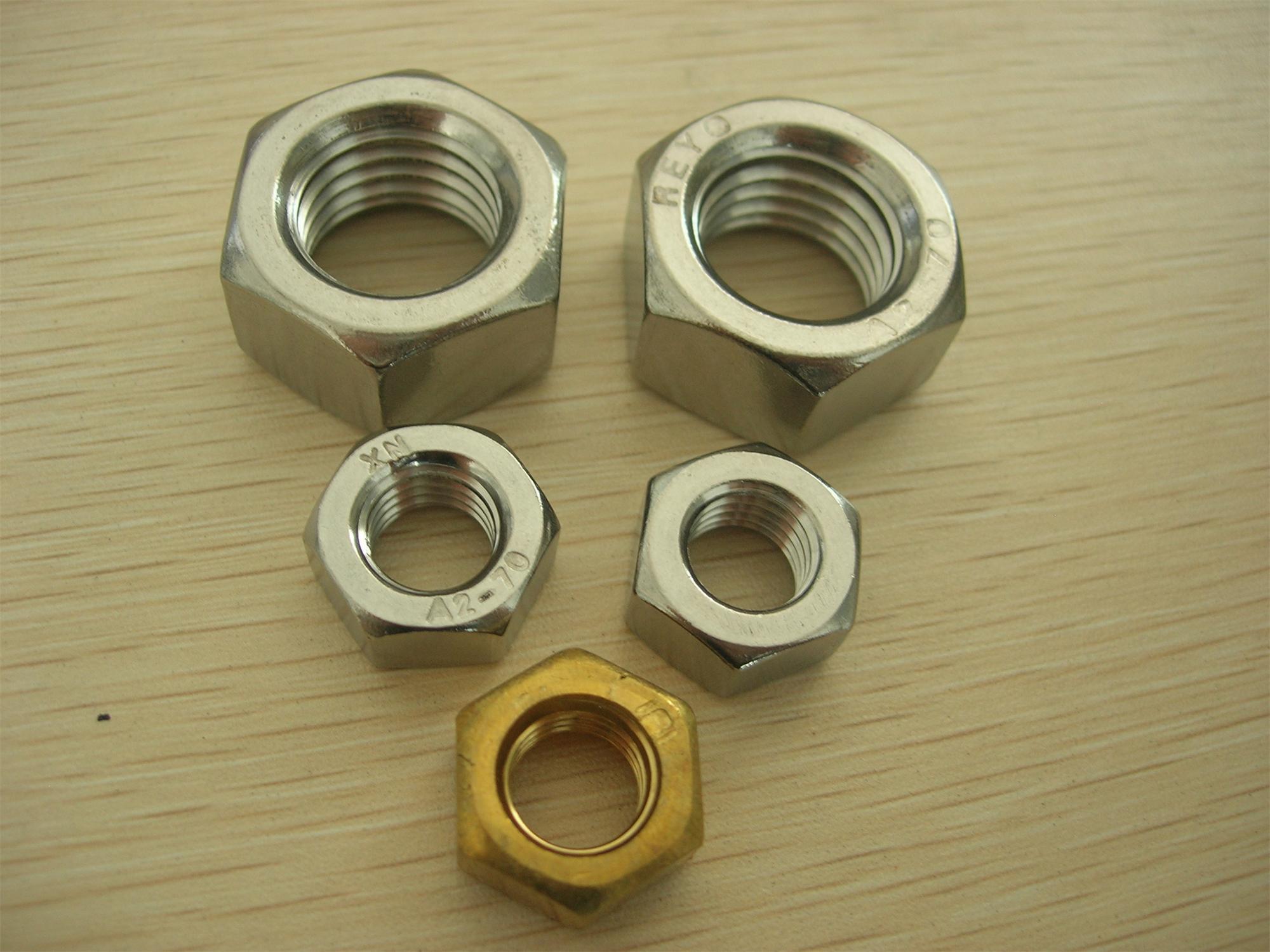 DIN934 Hex Nut