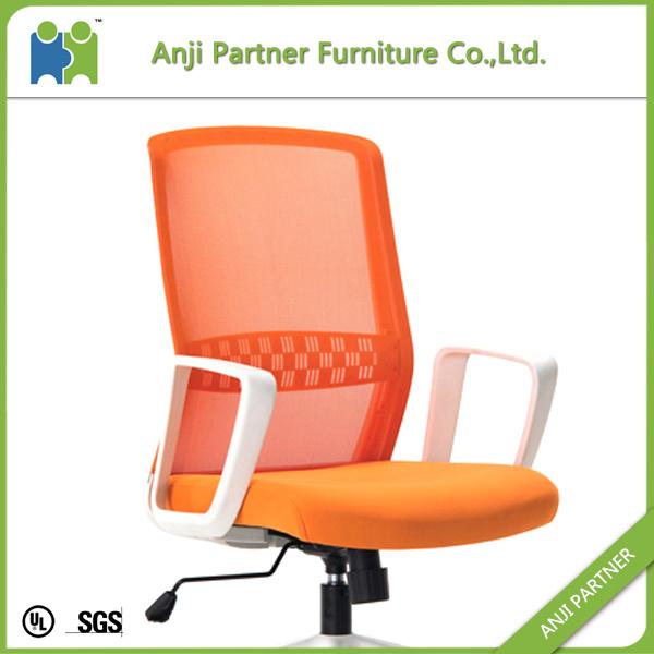 Orange Mesh Ergonomic Office Chair for Office Manager (Octavia)