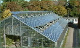 Cold Bend Photovoltaic Agricultural Greenhouse