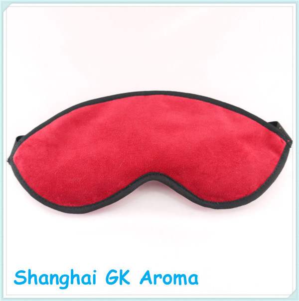 Different Colors Microwaveable Lavender Aroma Eye Mask