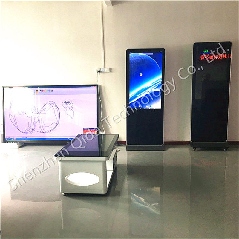 "10"" to 65"" Touch Android Windows LCD LED Indoor Information Kiosk"