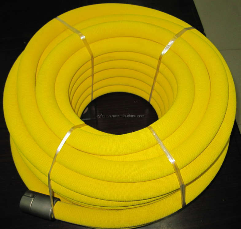 Red or Yellow Semi-Rigid Hose