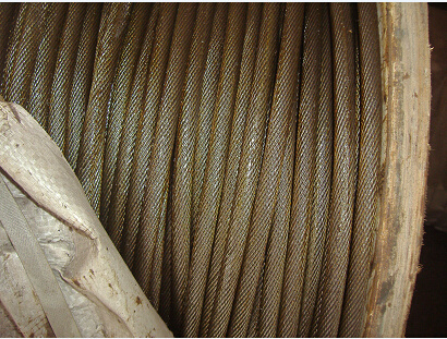 Crane Wire Rope From China Supplier