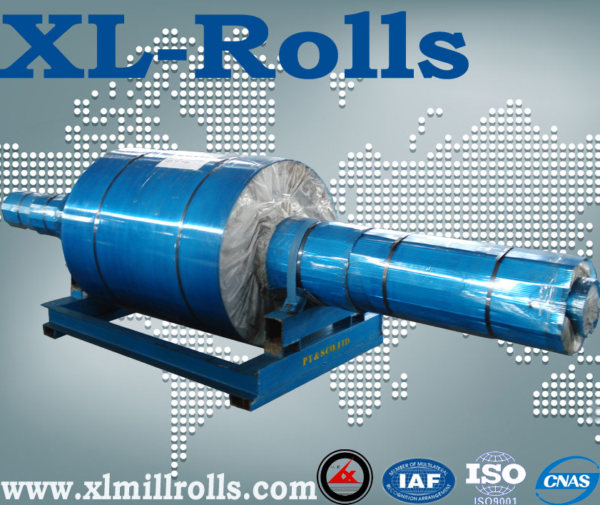 High Speed Steel Rolls (HSS for rolling mill)