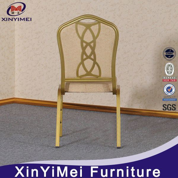 Modern Aluminum Restaurant Banquet Chair Furniture (XYM-L99)